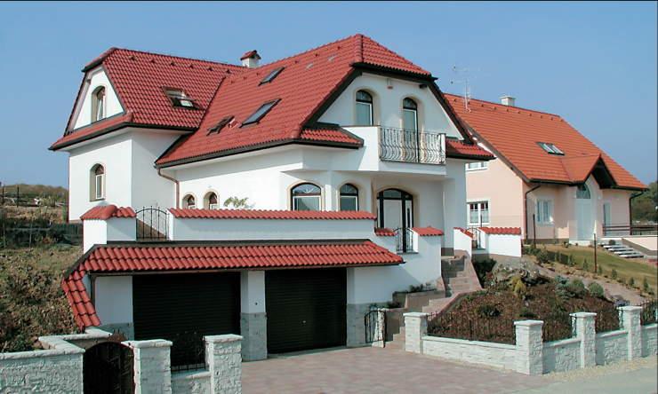 Montažne kuće KućaMont Beograd Srbija - Montazna kuca elegant 122 - izgled, o...